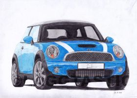Mini Cooper _FINISHED_ by Laggtastic