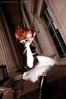 Power of the sword by elpheal