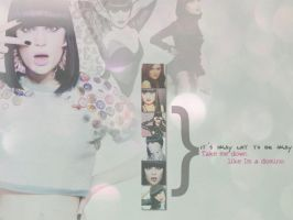 Jessie J Wallpaper by Nami-Lee