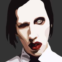 Marilyn Manson by legsley