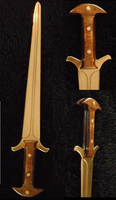 Mycenaean Sword by BigfordWorks