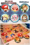 Super Smash Button set by jinyjin