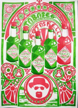 Tabasco by SuperMandarine