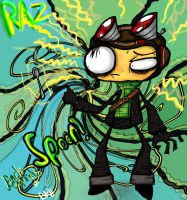 The Spoon Taunts Me - squee215 by Psychonauts