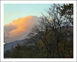 orange cloud by biba59