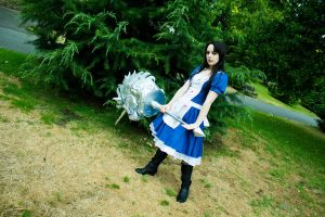 Alice's Madness by MFM-Photography
