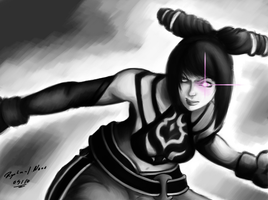 Juri Han by My-Foot