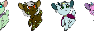 Goat adopts:~ CLOSED~: by InuLover097