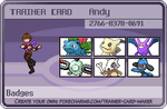 Trainer Card by Scarecrow113