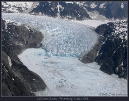 LeConte Glacier by irrational1