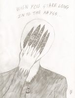 Slender Man - ABYSS by Tootiredtomakename