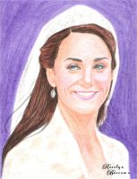 Kate Middleton by Nyleamoc