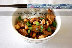 Gong Bao Chicken by China-Dolly