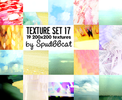 Texture Set 17 by spud66cat