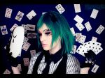 GUMI -  Poker Face by Katy-Angel