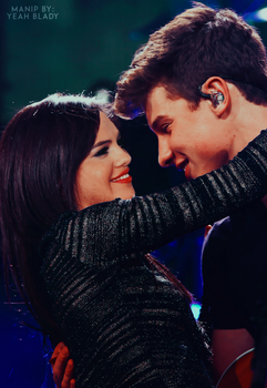 Shawn Mendes and Selena Gomez Manip by Yeah-Blady