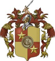 Coat of Arms by HerbalJabbage