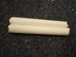 Stock: Burnt Scroll by FantasyFailure-Stock
