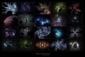 apophysis flame pack 1 by saturnstock