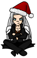 Santa Sephy by personinthebox