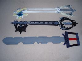 Keyblades of Wu Zhi Hao by wuzhihao