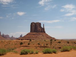 Monument Valley 1 by Cam-s-creations