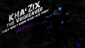 Kha'Zix - They won't know what ate them by Fimbulknight