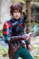 Hiccup Cosplay from How to Train Your Dragon 2 - by lowlightneon