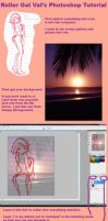 Photoshop Tutorial by RollerGalVal