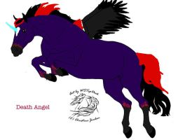 contest entry death angel by HeartBrokenWolf123