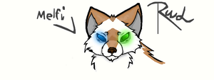 Learn to draw a creepy wolf-fox thing LOL by Rainwolflover