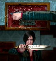 Resident Evil Damnation Collage 8 by Livy-Livy