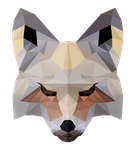 Low Poly - Fox by hungryhippocrite