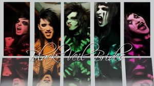 Fondo de Black Veil Brides by CraziiAlien