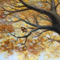 Autumnal Fatality by ElenaTurtle