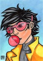 Jubilee Sketch Card by TheRigger