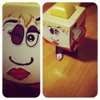 178 Boxface by DistortedSmile