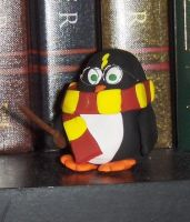 Harry Potter penguin 2 by laughingninja