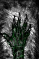 Necromancer's DeathHand by SonicSyndrome
