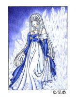 Snow Queen by evs-eme
