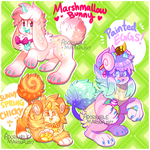 SPECIAL EVENT! EASTER DandyLyon batch [CLOSED] by AdorkableMarina