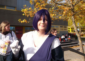 Me as Sora on AniMaCo 2010 by Fluttershy1989