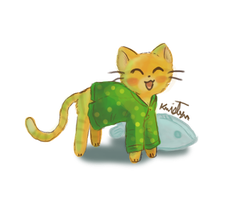 This is the Cats Pajamas by Friendlyfoxpal