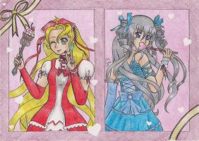 Sweets, Treats and Cakes by hoshi-kagami