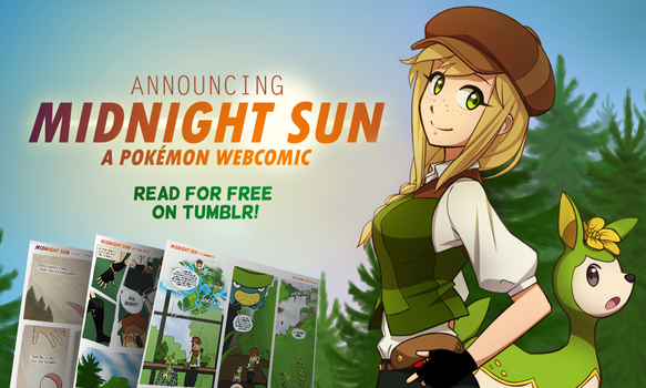 Announcing Midnight Sun by YuzaHunter