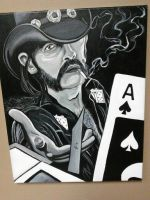 Lemmy by DownTownMattBrown