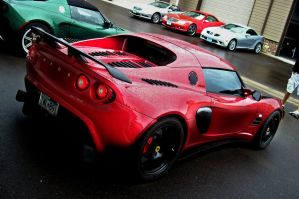 Lotus Super Elise by rioross
