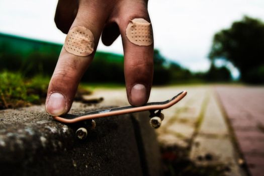 Skate by Fab1Fotodes1gn