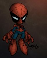 Little Spidey by drucpec