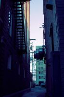 Alleyway by blackdahlia